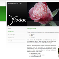 flodac.nl website
